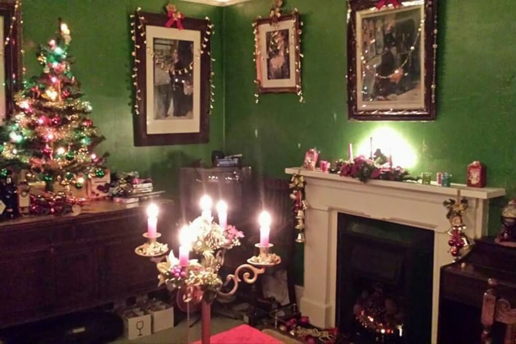 Christmas in your lounge