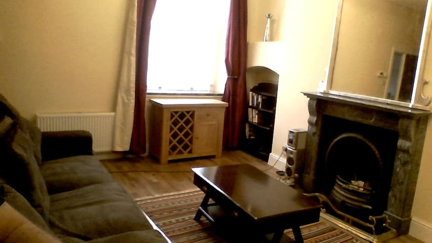Georgian private apartment for business and hols,