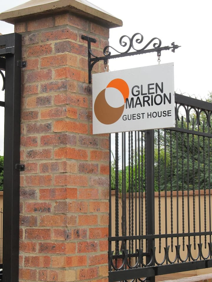 Luxury Room at Glen Marion Guest House