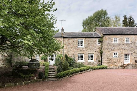 HallingtonMill Idilic 6 Bed Secluded Rural Retreat