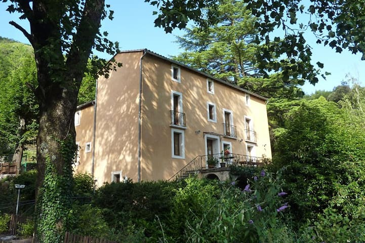 belle vue sur les cevennes - Valleraugue - Bed & Breakfast