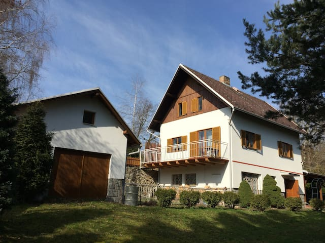 Cottage with garden - CZ - House