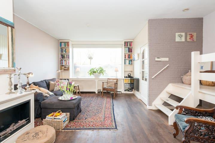 comfortabel gezinshuis aan de kust - Castricum - Casa