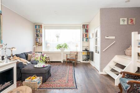 comfortabel gezinshuis aan de kust - Castricum - Huis