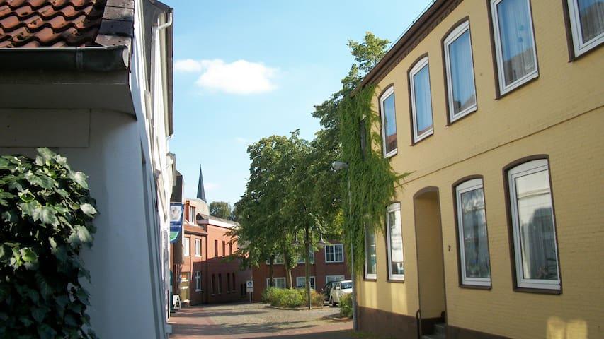 Ferienwohnung in Schleswig-Zentrum - Schleswig - Apartamento