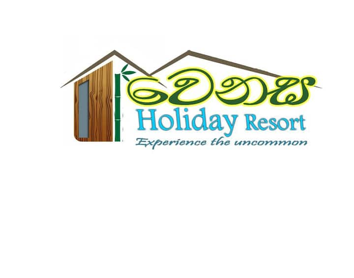 Wenasa Holiday Resort .Wooden Cabana