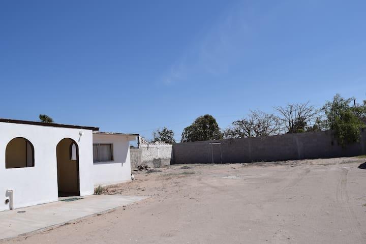 Casa de Magdalena Bay Back Part