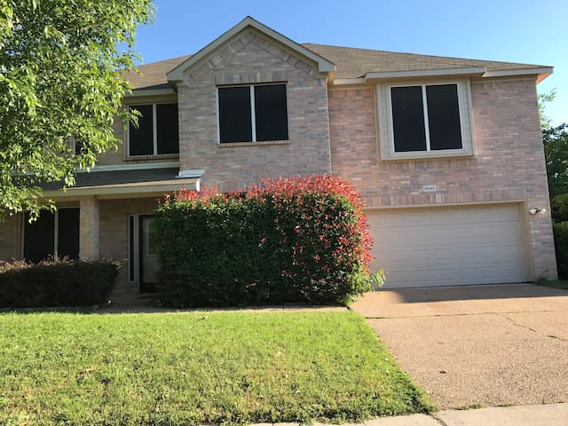 North Fort Worth home
