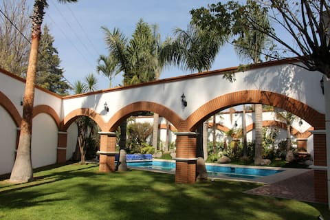Beautiful cottage in the Oasis Valsequillo