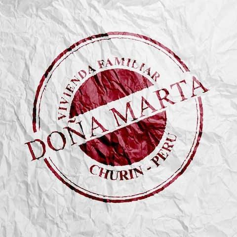 Vivienda familiar Doña Marta Churin