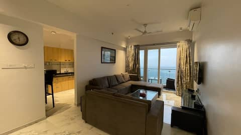 Luxurious 2BHK Apartment with exceptional sea view