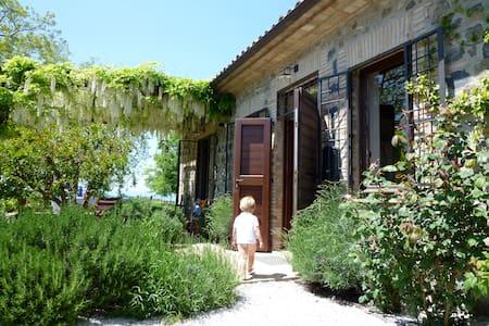 Stylish cottage in Umbria farmhouse - Castel Giorgio - อพาร์ทเมนท์
