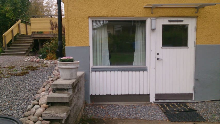 Zimmer mit eigenem Eingang