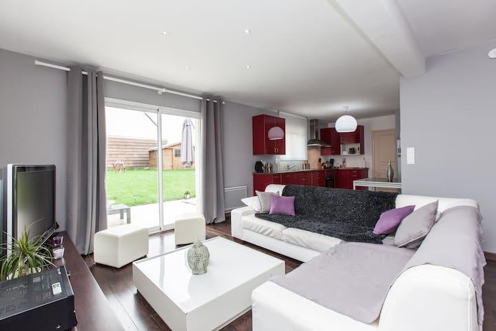 Maison 120m² entre Rennes & St-Malo - Saint-Symphorien - Casa