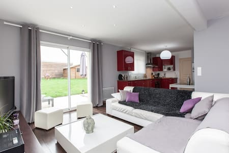 Maison 120m² entre Rennes & St-Malo - Saint-Symphorien