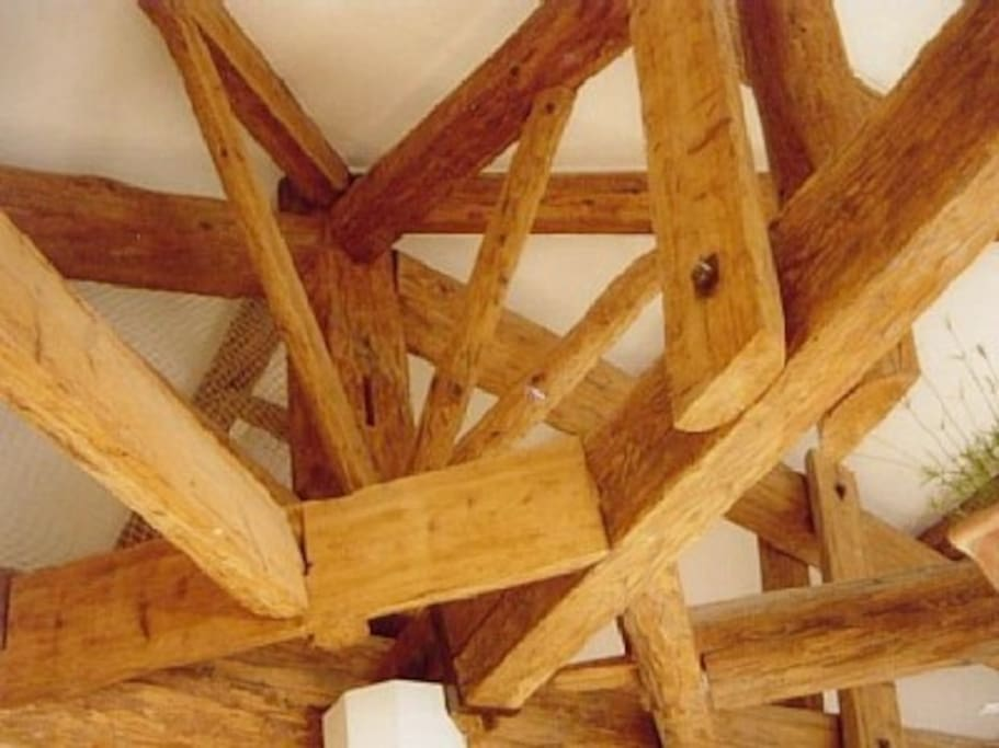 Roof timber construction