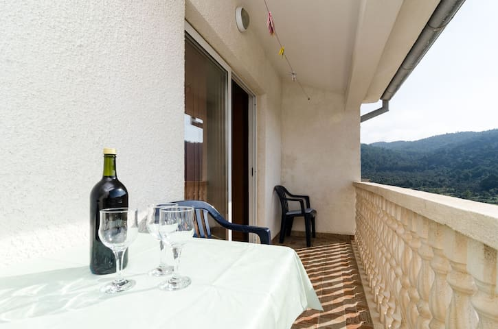 Lovely apartment on island Mljet!!! - Goveđari - Apartment