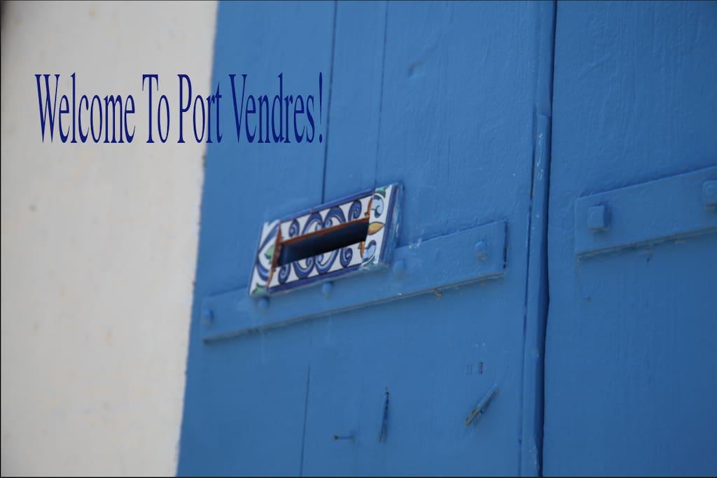 Bienvenue a Port Vendres!