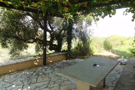 Rustic stone house on organic farm - Achaea - 其它