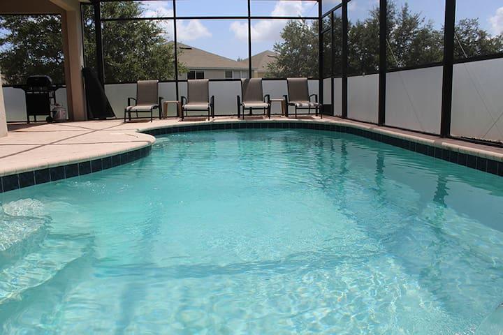 Fun In The Sun Orlando Pool House Free Nights
