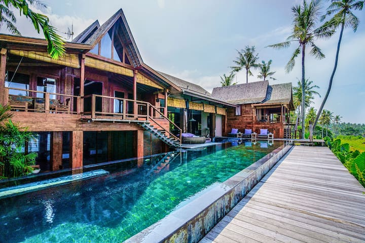 Balian Full  Ocean view