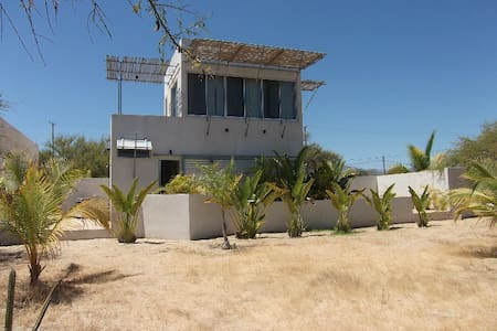 Sustainable Baja Casita