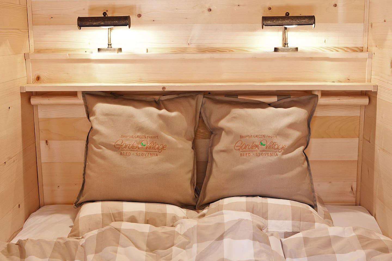 Garden Village Resort - TREE HOUSES - Treehouses for Rent in Bled ...