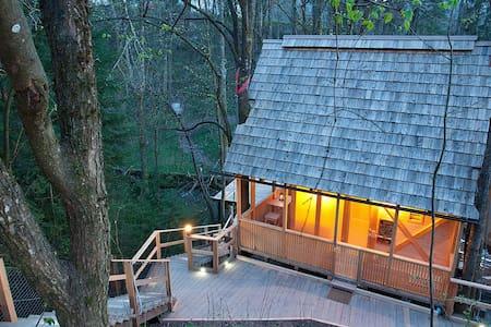 Le 20 migliori case sugli alberi in affitto a bled su - Airbnb casa sull albero ...