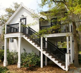 Carriage House suite in Habersham - Beaufort - House