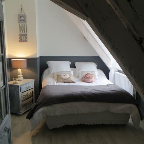 DEMEURE DE CHARME A LOUER !!!!!!!! - Thevet-Saint-Julien - House