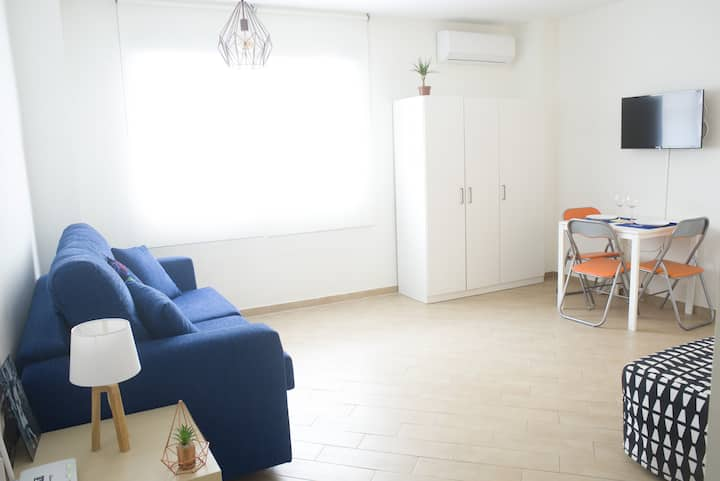 Cozy and Lovely  Studio in the Heart of Torrevieja