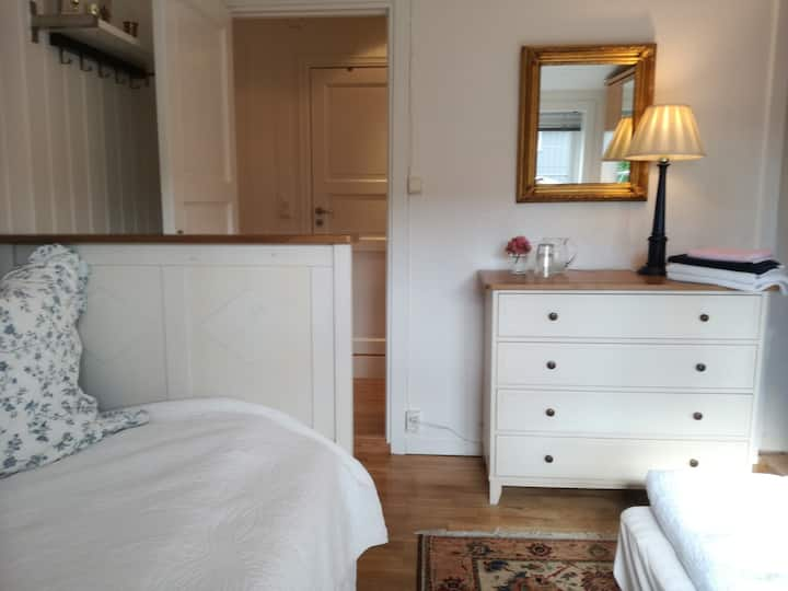 Comfortable room Nordstrand, near city center