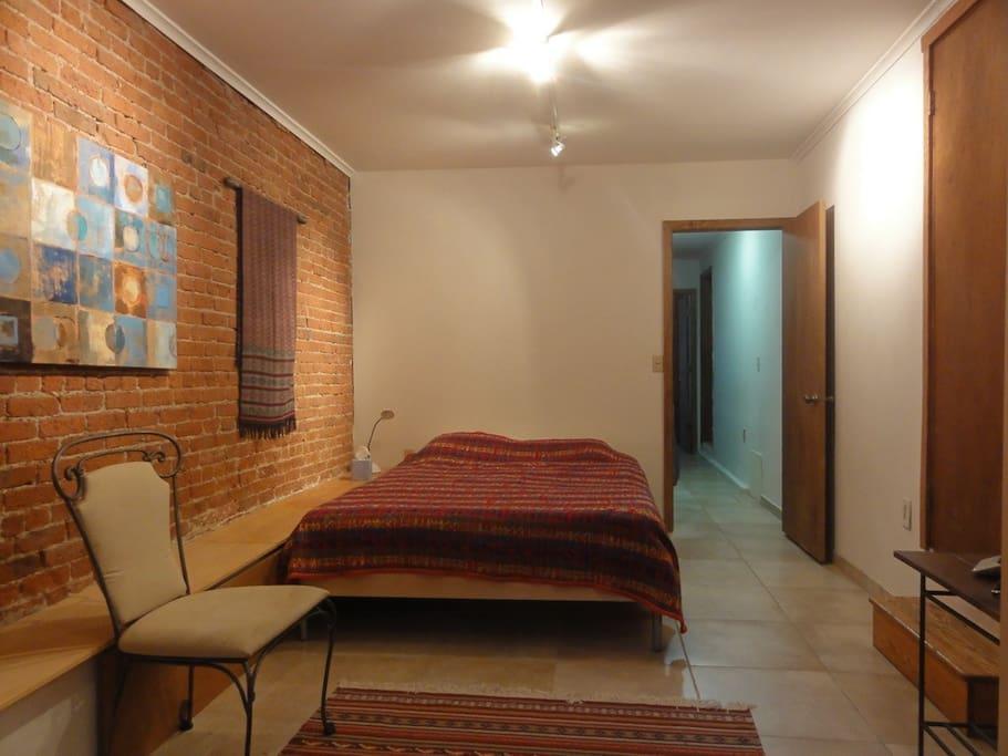 Lower Bedroom #1
