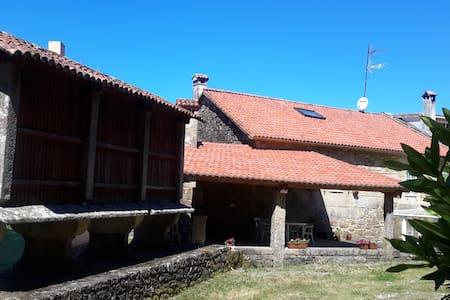 Preciosa casa en entorno rural cerca de Compostela - Framán