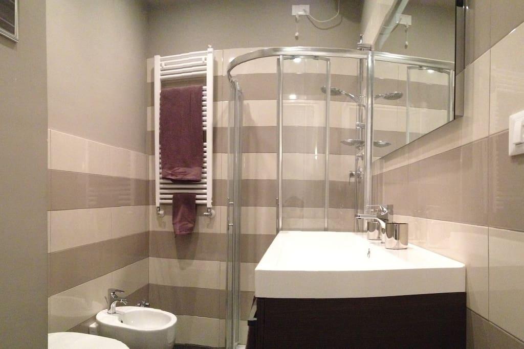 bagno camera ISOLA