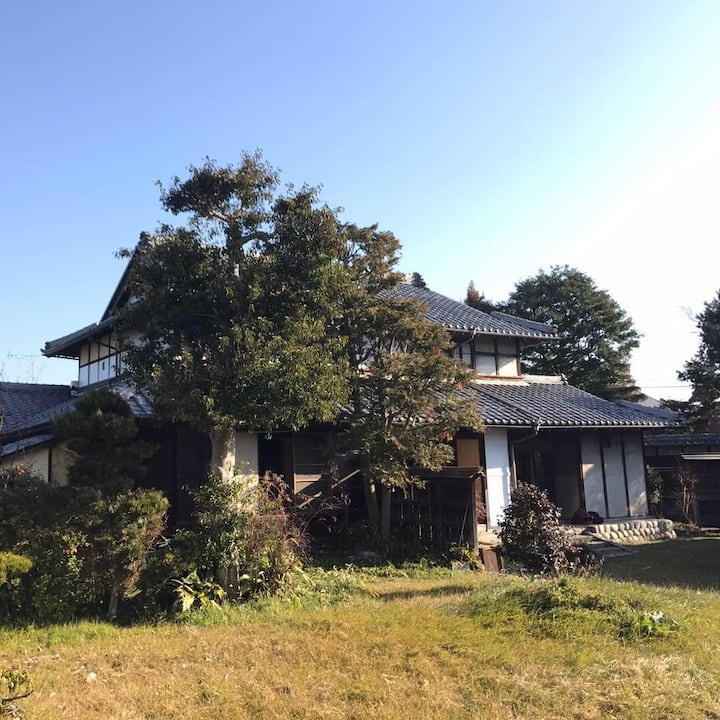 Japanese Traditional House HONYARANOIE (Max 2 par)