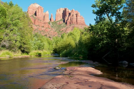 Zen Retreat - Sedona - Rumah