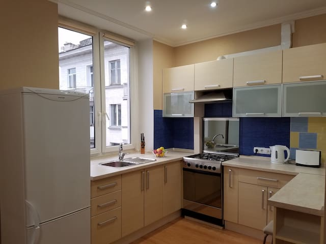Stay cozy in the City Center! - Chisinau - Apartment