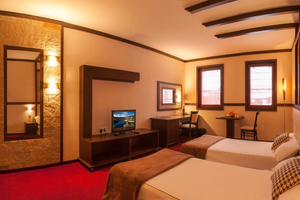 Double room, Free: Wi-Fi, parking, SPA, pool