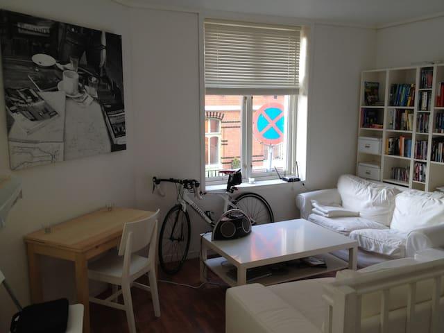 Cosy apartment at Nordnes