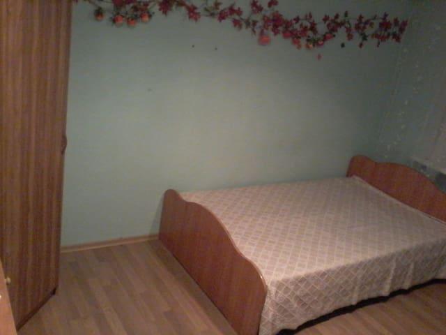 отдельная комната в 3-х комнатной квартире - Волгоград - Apartmen
