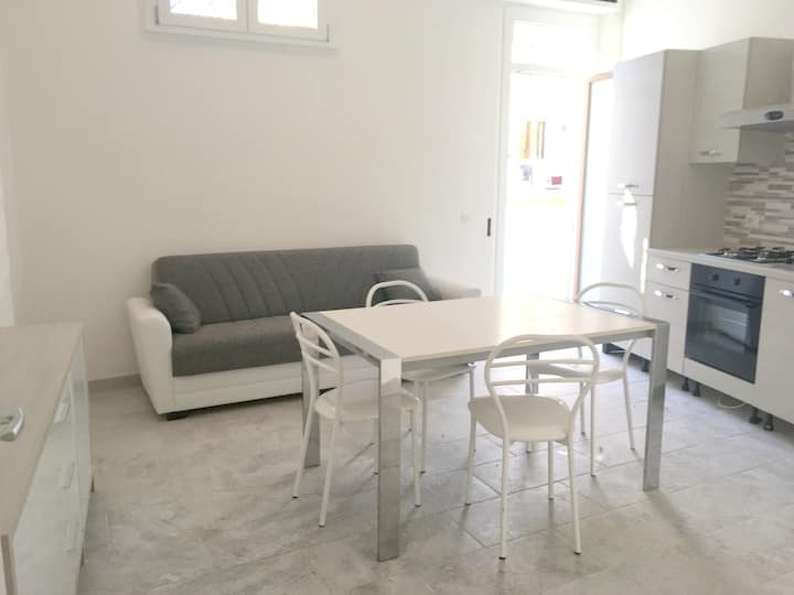 Apartment with 2 bedrooms in Teulada, with wonderful city view and furnished terrace - 8 km from the beach