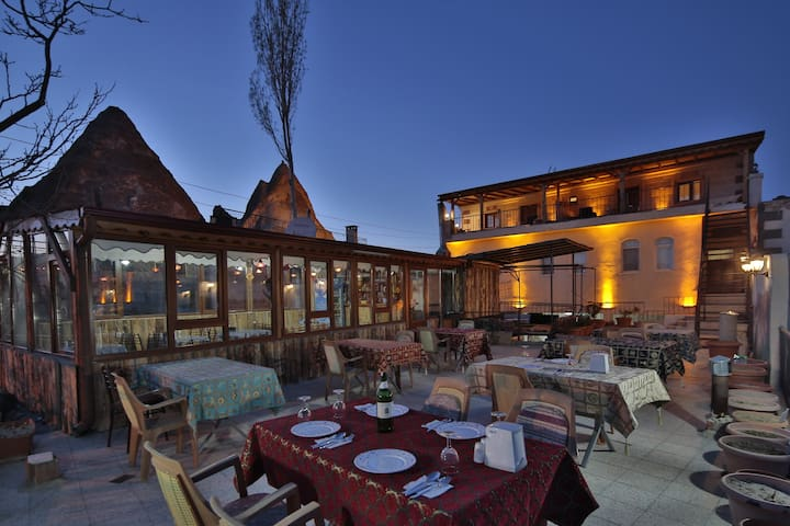 Göreme valley family terrace suite - Göreme - อพาร์ทเมนท์