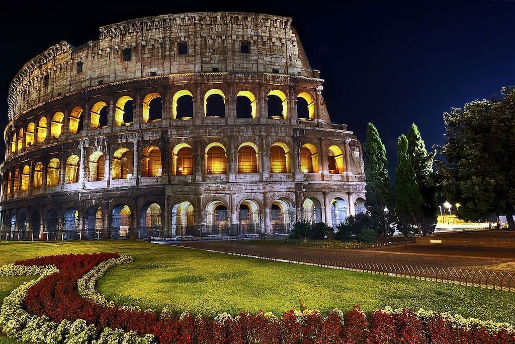 center rooms near colosseum b b bed breakfasts for. Black Bedroom Furniture Sets. Home Design Ideas