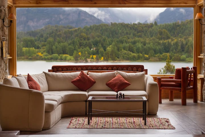 Bed & Breakfast and Beautiful Lake - Bariloche - Bed & Breakfast