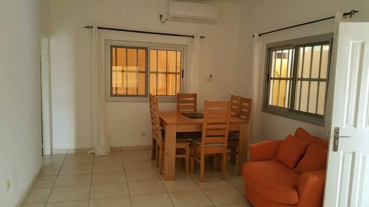 Duplex à Lomé