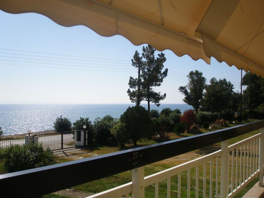 View from Front Balcony looking Southwest