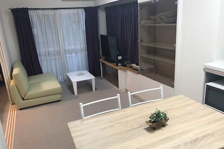 Very convenient room! 5mins from Tukiji Sta. - Chuo