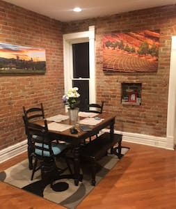 Beautiful 1890's Rowhouse in Denver's #1 District - Denver - Talo
