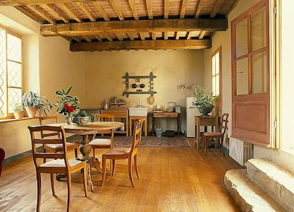 Stylish apartment in organic farm  - Barberino Val D'elsa - 公寓